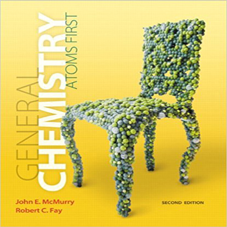 دانلود کتاب شیمی عمومی : اتم ها اول تالیف مک موری و فای ویرایش 2