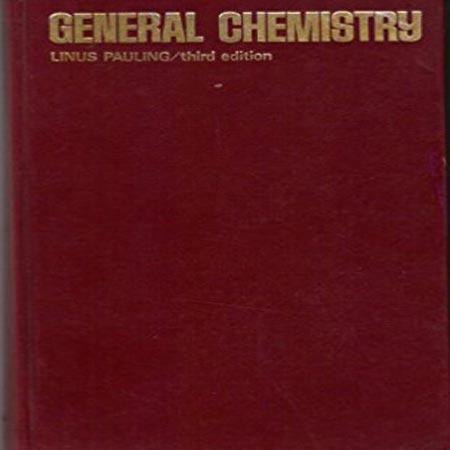 کتاب شیمی عمومی لینوس پائولینگ ویرایش 3 سوم Linus Pauling