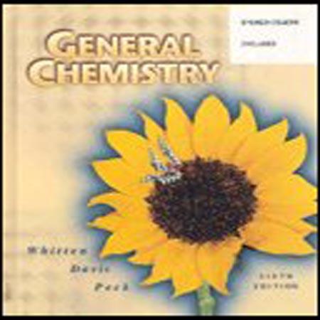 دانلود کتاب شیمی عمومی ویتن ویرایش 6 ششم Kenneth W. Whitten