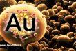 تولید نانو ذرات طلا با استفاده از قطرات آب
