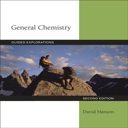 کتاب اکتشافات هدایت شده در شیمی عمومی ویرایش 2 دوم هانسون David Hanson