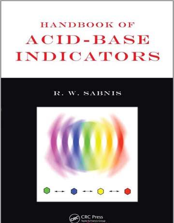 دانلود هندبوک شناساگرهای اسید-باز R. W. Sabnis