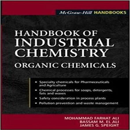 هندبوک شیمی صنعتی: مواد شیمیایی آلی