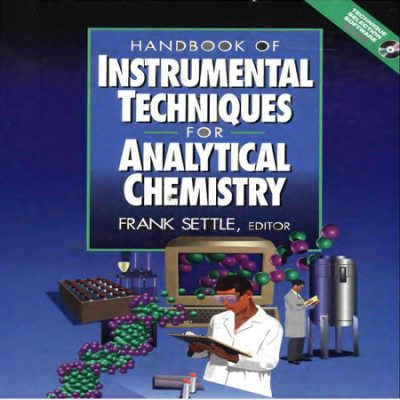 دانلود هندبوک تکنیک های شیمی تجزیه Handbook for Analytical Chemistry