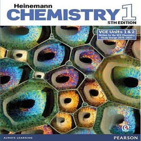 دانلود Heinemann Chemistry 1 5th Edition کتاب شیمی عمومی