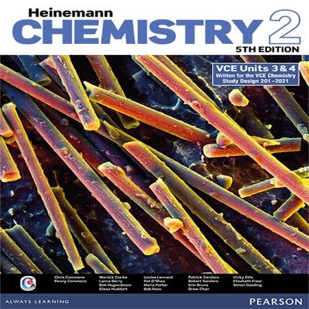 دانلود Heinemann Chemistry 2 5th Edition کتاب شیمی عمومی