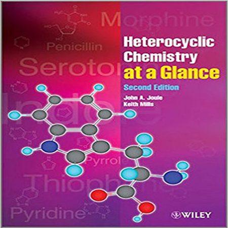 دانلود کتاب شیمی هتروسیکل در یک نگاه جان ژول ویرایش 2 دوم John A. Joule
