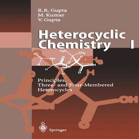 دانلود کتاب شیمی هتروسیکلیک Radha R. Gupta
