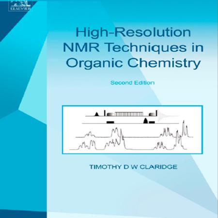 دانلود کتاب تکنیک های NMR با رزولوشن بالا در شیمی آلی ویرایش 2