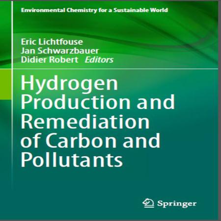 دانلود کتاب تولید هیدروژن و احیا کربن و آلاینده ها Eric Lichtfouse