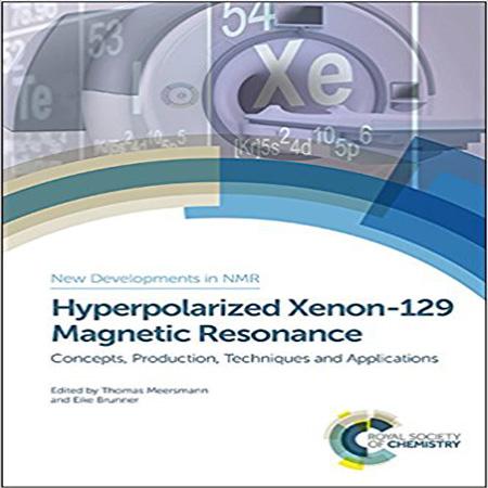 دانلود کتاب رزونانس مغناطیسی هایپرپلاریزه Xenon-129
