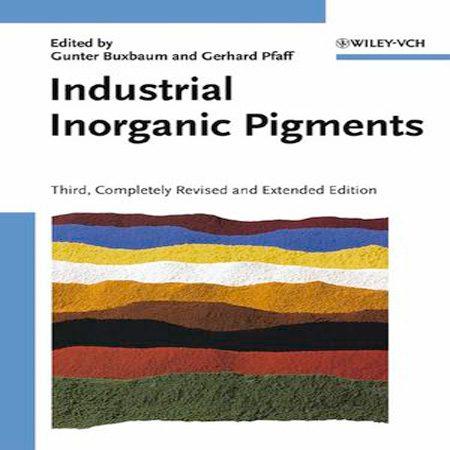 دانلود کتاب رنگدانه های معدنی صنعتی ویرایش 3 سوم Gunter Buxbaum