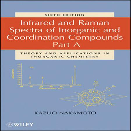 دانلود کتاب طیف سنجی IR و رامان ترکیبات معدنی و کوئوردیناسیون ویرایش 6