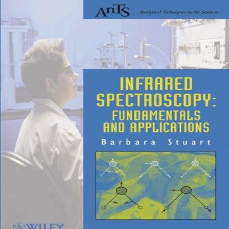 دانلود Infrared Spectroscopy Fundamentals and Applications طیف سنجی مادون قرمز
