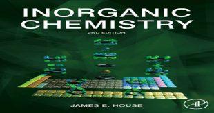 دانلود کتاب شیمی معدنی جیمز هاوس ویرایش 2 Inorganic Chemistry James E. House