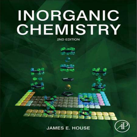 دانلود کتاب شیمی معدنی جیمز هاوس ویرایش 2