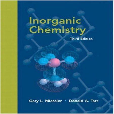 دانلود شیمی معدنی میسلر تار ویرایش 3