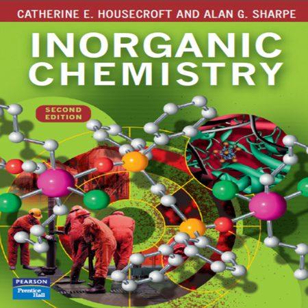دانلود کتاب شیمی معدنی کاترین هاوس کرافت و آلن جی شارپ ویرایش 2 دوم