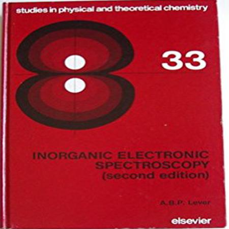 دانلود کتاب طیف سنجی الکترونیکی شیمی معدنی نوشته لور ویرایش 2