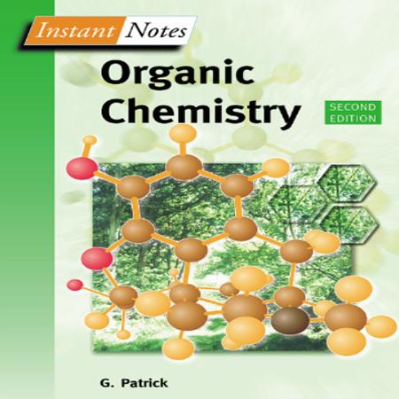 دانلود کتاب یادداشت های فوری در شیمی آلی نوشته جی پاتریک ویرایش 2