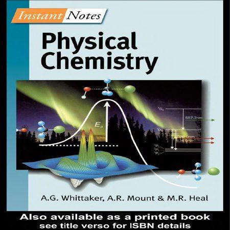 دانلود کتاب Instant Notes in Physical Chemistry یادداشت های فوری در شیمی فیزیک