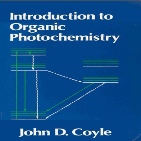 دانلود کتاب مقدمه ای بر نور شیمی آلی تالیف J. D. Coyle