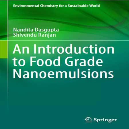 دانلود کتاب مقدمه ای بر نانوامولسیون پایه مواد غذایی Nandita Dasgupta