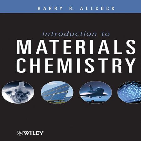 دانلود کتاب مقدمه ای بر شیمی مواد Harry R. Allcock