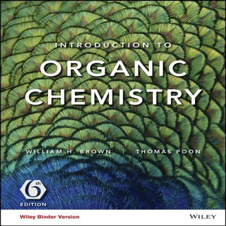 دانلود کتاب مقدمه ای بر شیمی آلی ویلیام برون و توماس پون ویرایش 6 ششم
