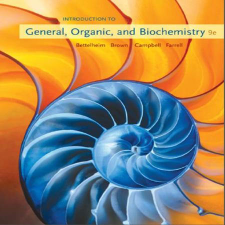 دانلود کتاب مقدمه ای بر شیمی عمومی ، آلی و بیوشیمی بتلهایم ویرایش 9