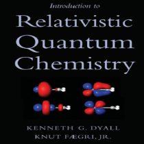دانلود کتاب مقدمه ای بر شیمی کوانتوم نسبیتی Relativistic Quantum Chemistry