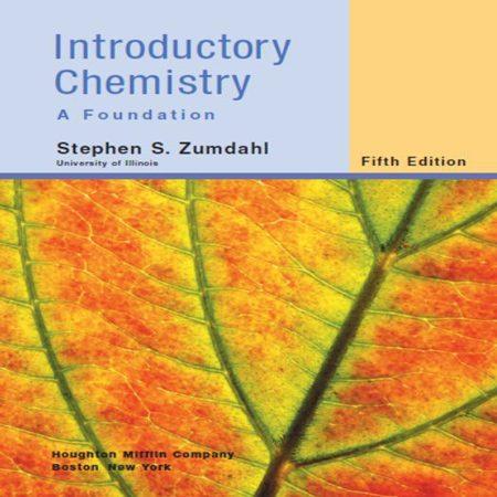 دانلود Introductory Chemistry A Foundation کتاب شیمی مقدماتی پایه زومدال ویرایش 5