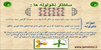 دانلود جزوه نانوتکنولوژی ونانولوله ها و نانو مواد به زبان فارسی