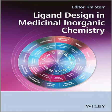 دانلود کتاب طراحی لیگاند در شیمی معدنی دارویی Tim Storr