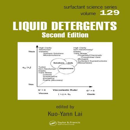 دانلود کتاب شوینده های مایع ، دانش سورفکتانت ویرایش 2 دوم Kuo-Yann Lai