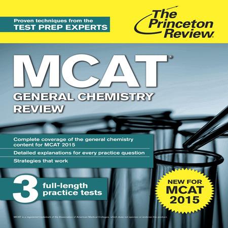دانلود MCAT General Chemistry 2015 کتاب شیمی عمومی ویرایش 2 دوم