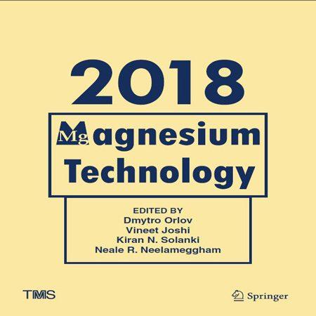 دانلود Magnesium Technology کتاب تکنولوژی منیزیم 2018