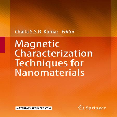 کتاب تکنیک های تعیین مشخصات معناطیسی نانومواد Challa S.S.R. Kumar