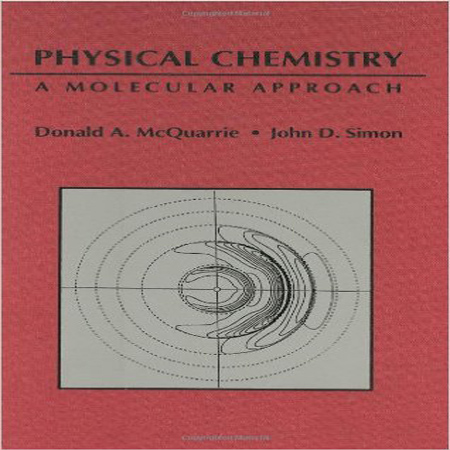 دانلود کتاب شیمی فیزیک مک کواری ویرایش 1