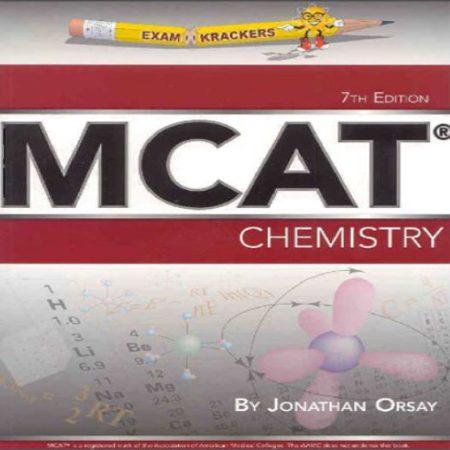 دانلود کتاب شیمی معدنی MCAT ویرایش 7 هفتم Jonathan Orsay