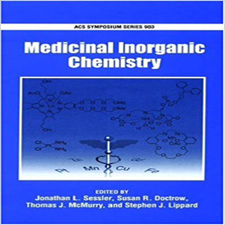 دانلود کتاب شیمی معدنی دارویی ویرایش 1 اول Jonathan L. Sessler