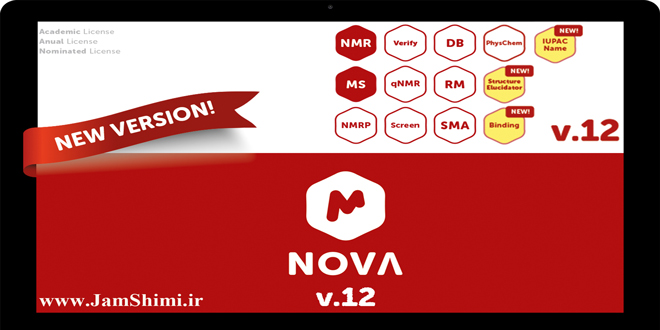 Photo of دانلود Mestrelab Research Mnova 14.2 نرم افزار آنالیز اطلاعات NMR ،GC ،MS ،LC