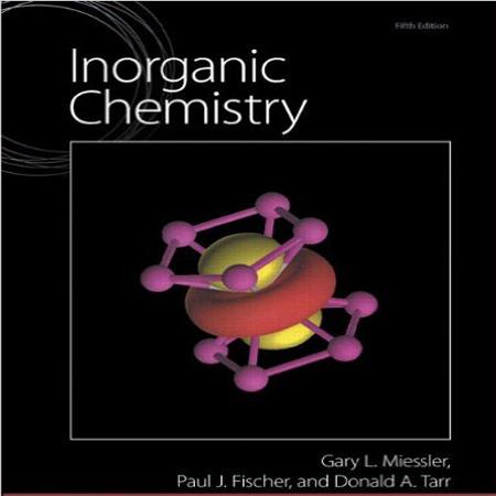 دانلود کتاب شیمی معدنی میسلر و تار ویرایش 5