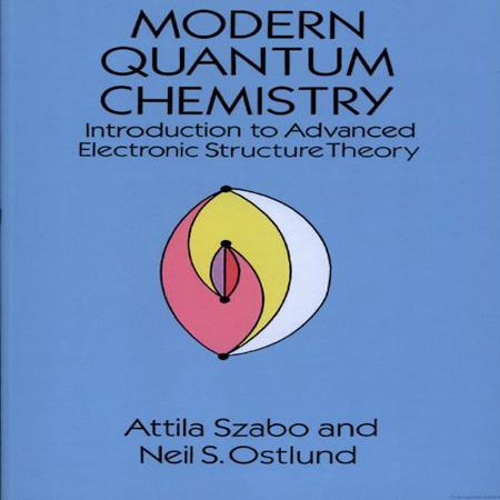 دانلود کتاب شیمی کوانتوم پیشرفته و مدرن زابو Modern Quantum Chemistry