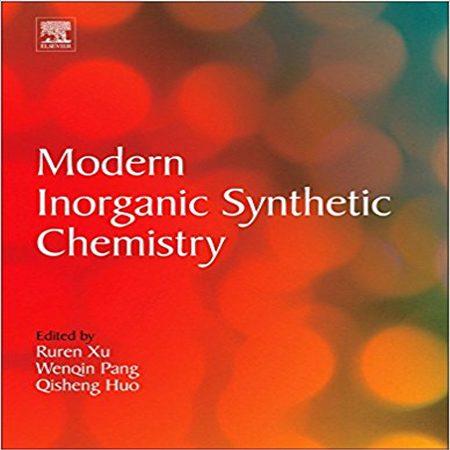 دانلود کتاب شیمی معدنی سنتزی مدرن ویرایش 1 اول Ruren Xu