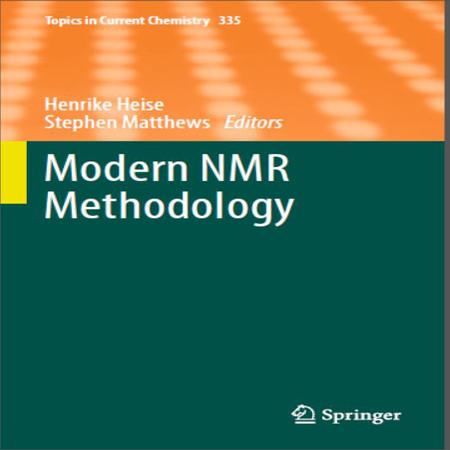 دانلود کتاب متدولوژی و روش شناسی NMR مدرن Henrike Heise