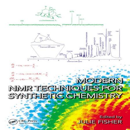 دانلود کتاب تکنیک های NMR مدرن برای شیمی سنتزی Julie Fisher