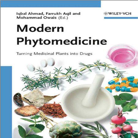 کتاب فیتو دارو مدرن: تبدیل گیاهان دارویی به دارو Iqbal Ahmad