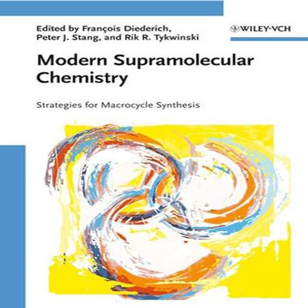 دانلود کتاب شیمی ابر مولکولی مدرن: استراتژی برای سنتز ماکروسیکل Diederich