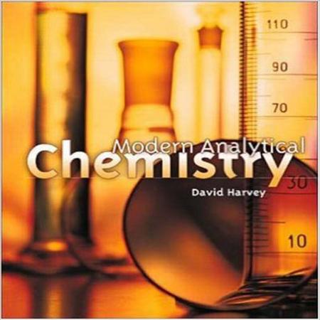 دانلود کتاب شیمی تجزیه پیشرفته هاروی ویرایش 1